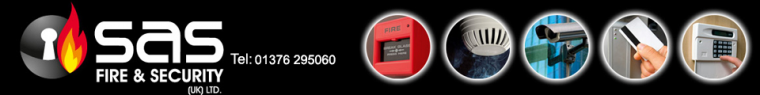 SAS Fire & Security (UK) Limited logo